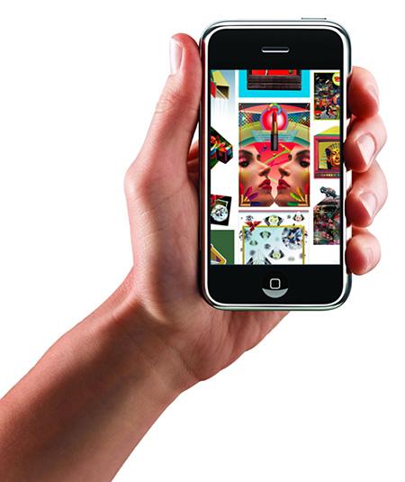 『河野未彩 デジタル 作品集 for iPhone&iPod touch』
