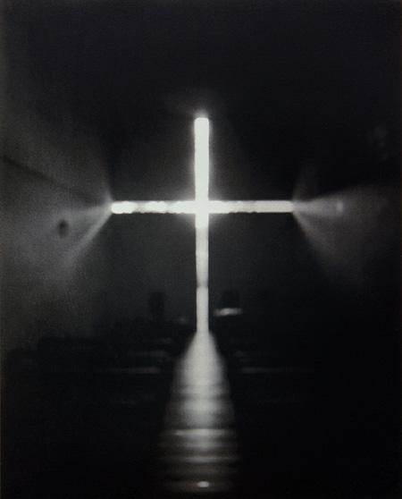 「Church of the Light, 2009」©Hiroshi Sugimoto