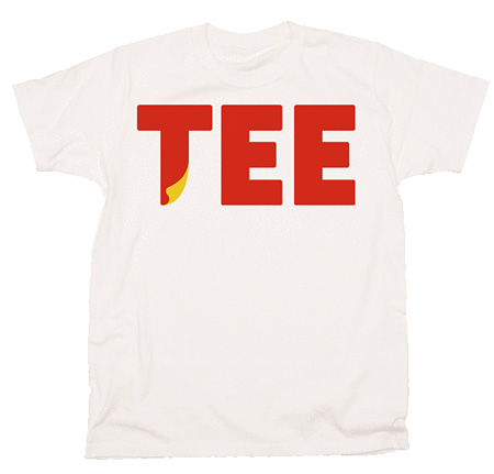 「TEE」Designer:いすたえこ(TEE PARTY SHOP)
