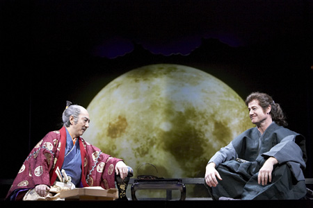 市村正親、藤原竜也ら2大スター競演の舞台『ANJIN』をスクリーンで味わう