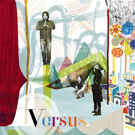 VERSUS『ON THE ONES AND THREES』