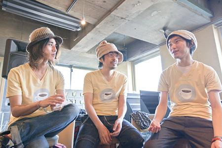 『ワンコインからワンドリップ』渋谷O-nestの様子 撮影:中岡恵美(megumi nakaoka)