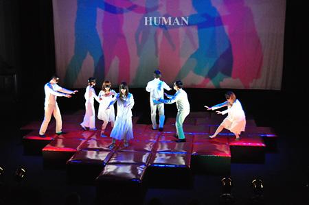 CONTEMPORARY SERIES#1『ROMEO&JULIET−JAPAN ver.』2009年10月 富士見市民文化会館キラリ☆ふじみ公演の様子
