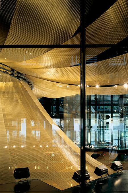 欧州司法裁判所、ルクセンブルク 1996-2008 ©Georges Fessy / DPA / ADAGP