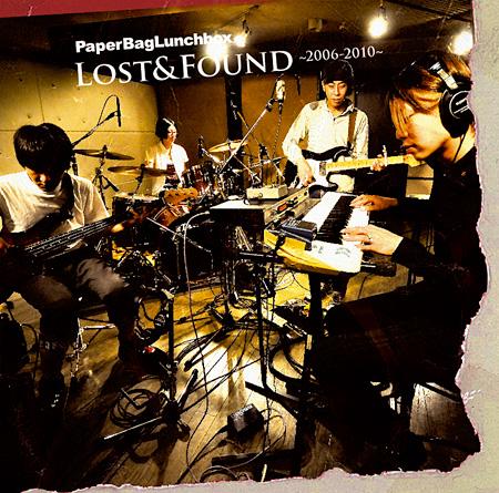 PaperBagLunchbox『Lost & Found 〜2006 − 2010〜』