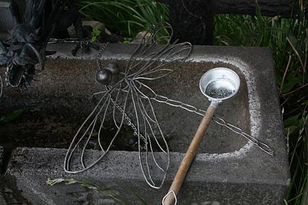 赤瀬川原平 《ジュラ紀の手水鉢》 2008年