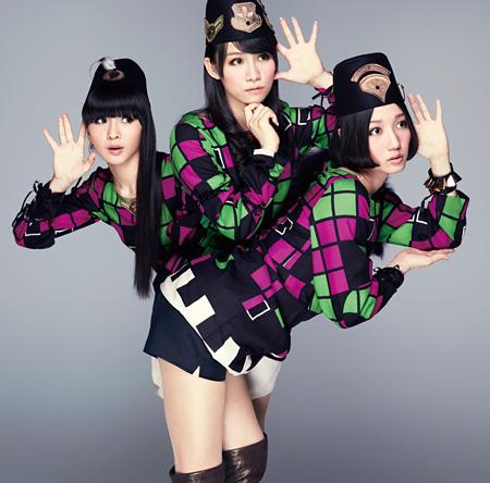 Perfume『ねぇ』初回限定盤