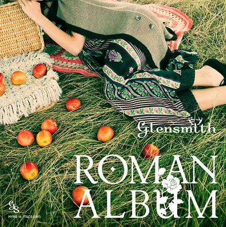 グレンスミス『Roman Album』ジャケット