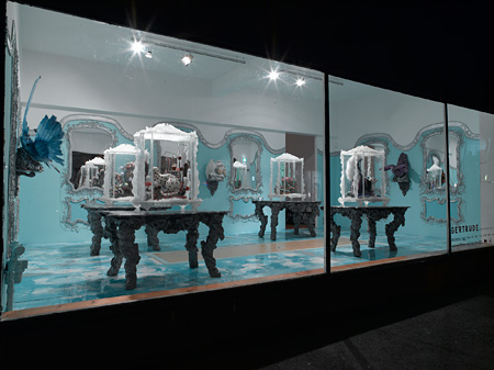 some kind of empire(展示風景), 2006, ミクストメディア, 撮影 Chris Von Menge Kate Rohde, Courtesy of the artist and Karen Woodbury gallery, Melbourne