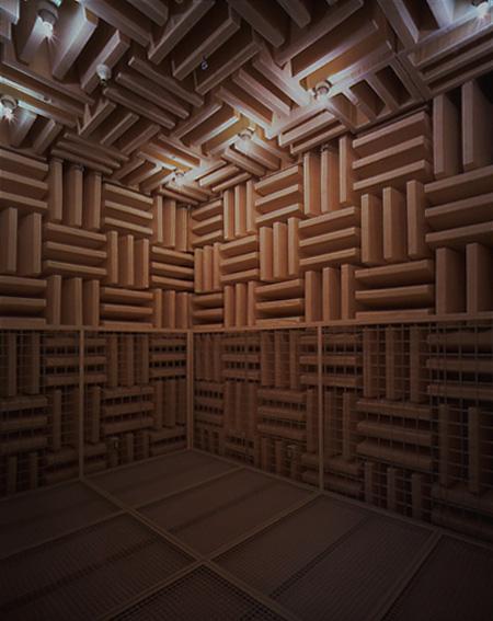 無響室(参考図版)