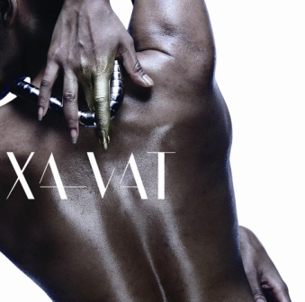 XA-VAT『XA-VAT』初回限定盤1ジャケット