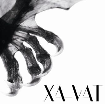XA-VAT『XA-VAT』初回限定盤2ジャケット