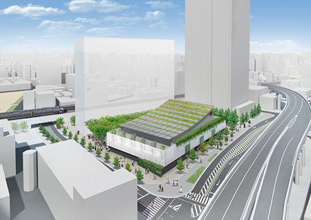 新Zepp Osaka 全体図