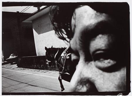 鈴木清〈夢の走り〉より 1983年