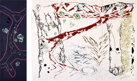 伊藤 存《 Picnic》 2000年 国立国際美術館蔵