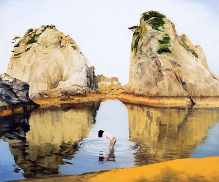 小西真奈《浄土 2》 2007 年 静岡県立美術館寄託 撮影:木奥惠三 Courtesy of the artist and ARATANIURANO