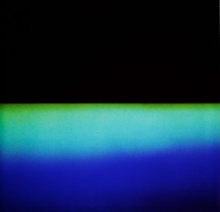 偏光色037, 2010 ©Hiroshi Sugimoto / Courtesy of Gallery Koyanagi