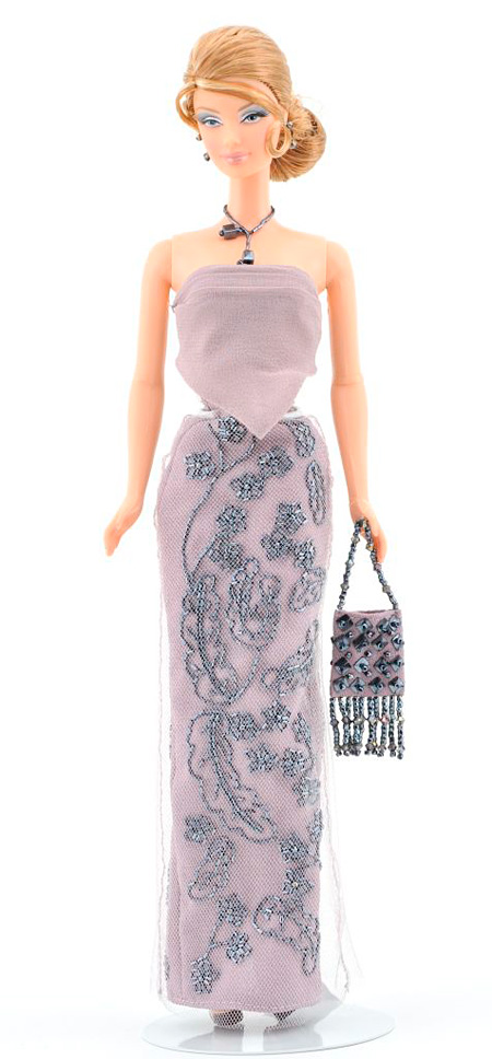 2003 アルマーニバービー ©2010Mattel,Inc.All Rights Reserved. © 2002 Giorgio Armani Group. All Rights Reserved.