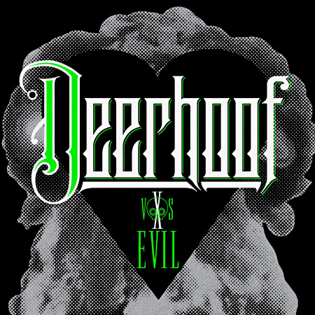 DEERHOOF『Deerhoof vs. Evil』ジャケット