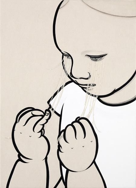 町田 久美 MACHIDA Kumi 2008(平成20)年度派遣/デンマーク 絵画