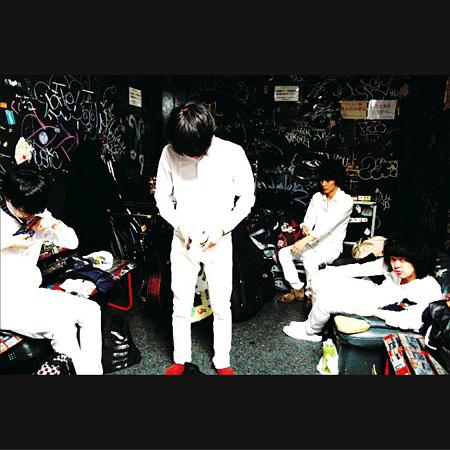 おとぎ話『LIVE at Club Lizard(2010.10.30)』ジャケット