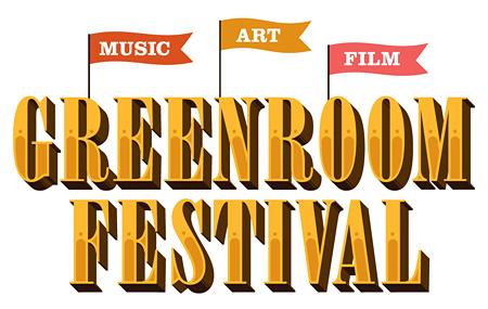 『GREENROOM FESTIVAL2011』ロゴ