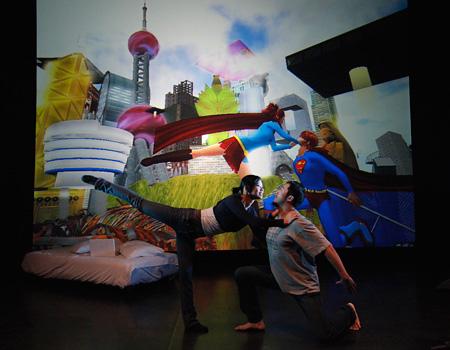 ツァオ・フェイ《RMB シティ・オペラ》2010年 Cao FEI, RMB City Opera, 2010 Courtesy of Artist and VitaminCreative Space