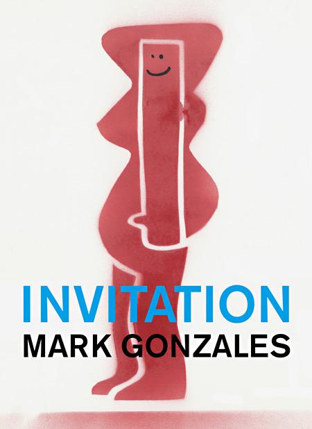 マーク・ゴンザレス『INVITATION』