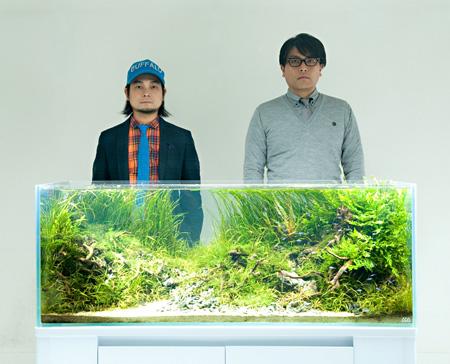 キリンジ(左:堀込高樹)
