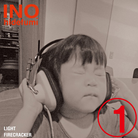INO hidefumi『LIGHT』ジャケット