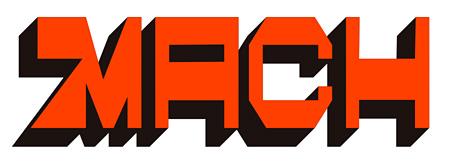 「MACH」ロゴマーク