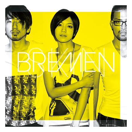 BREMEN『SKIN』ジャケット
