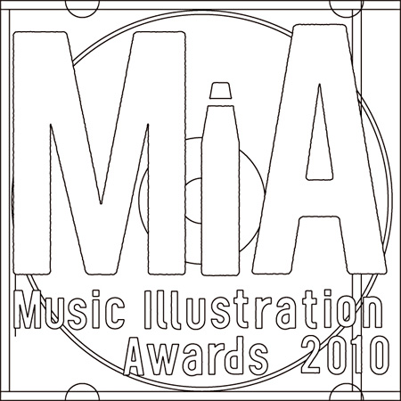 『MUSIC ILLUSTRATION AWARDS 2010』