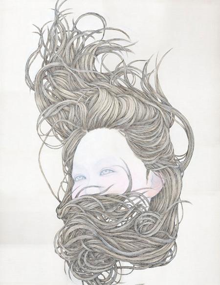 海老原靖『lust(yuko#1) 2010