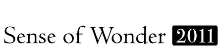 『Sense of Wonder 2011』ロゴ