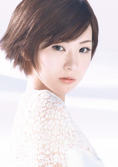 椎名林檎「マキアージュ」テレビCMイメージ