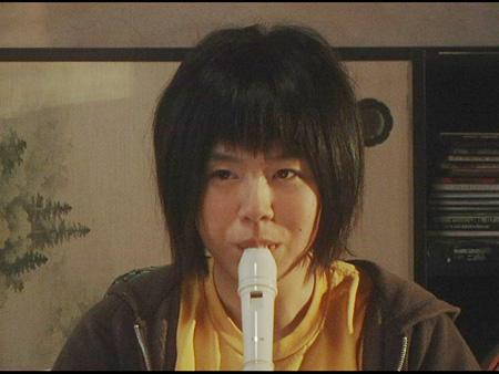 『ジャーマン+雨』監督:横浜聡子 ©横浜プロ