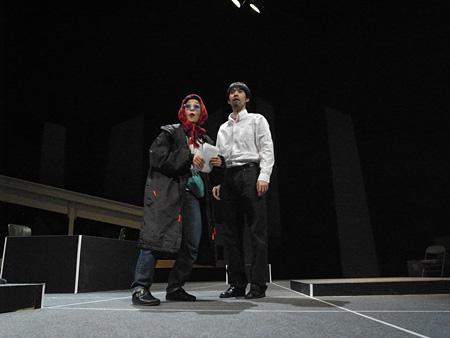 『俺の宇宙船、』(2009年2月)舞台写真