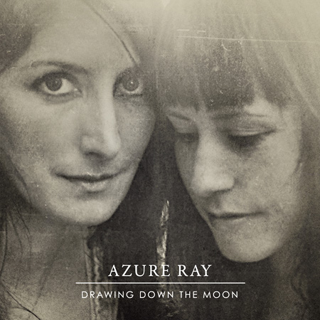 AZURE RAY『DRAWING DOWN THE MOON』ジャケット