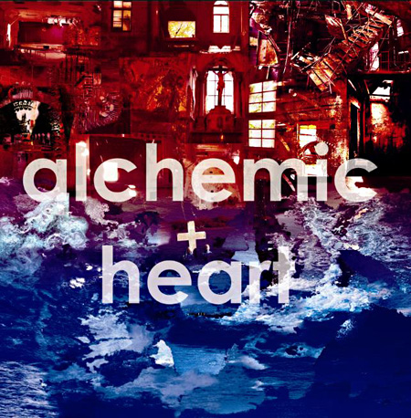 Vampillia『Alchemic Heart』ジャケット