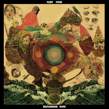 Fleet Foxes『Helplessness Blues』ジャケット
