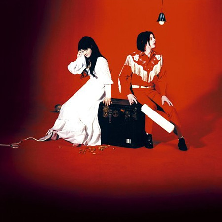 THE WHITE STRIPES『Elephant』ジャケット
