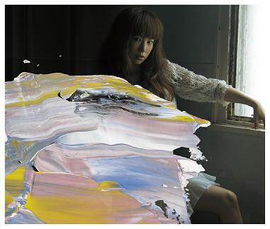 YUKI『ひみつ』ジャケット(初回限定盤)
