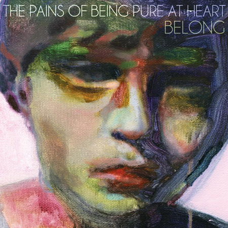 THE PAINS OF BEING PURE AT HEART『BELONG』ジャケット