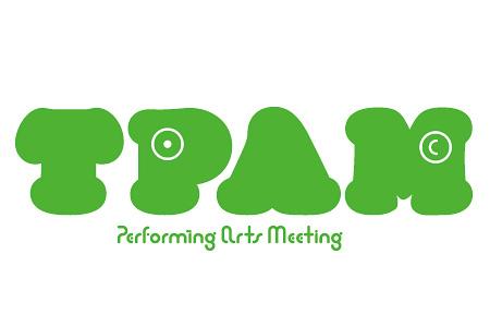 『TPAM in Yokohama 2011』ロゴ