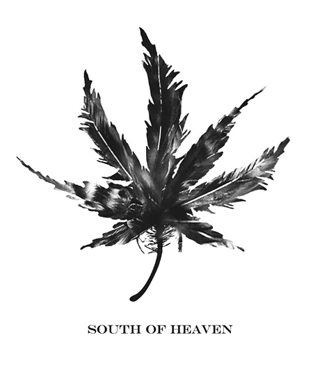『SOUTH OF HEVEN』フライヤー