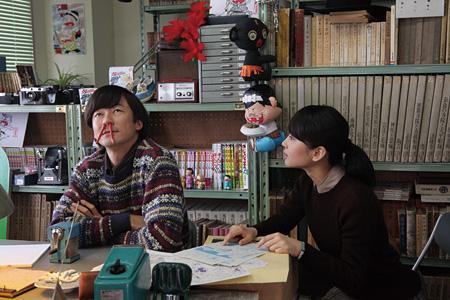 ©2011「これでいいのだ!! 映画 赤塚不二夫」製作委員会