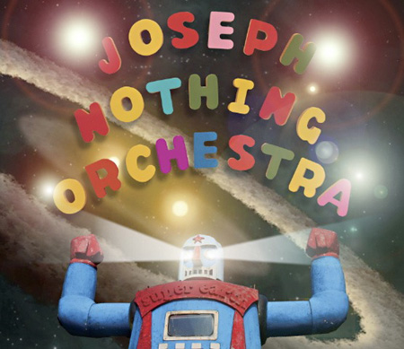 Joseph Nothing Orchestra『super earth』ジャケット