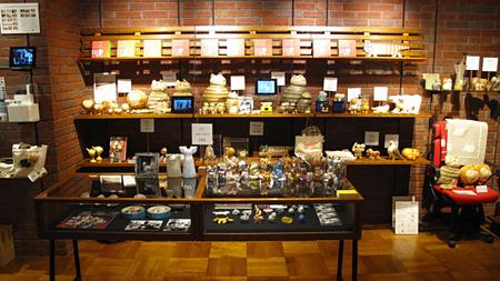 『necono fair』渋谷 Delfonics渋谷Galleryの展示風景