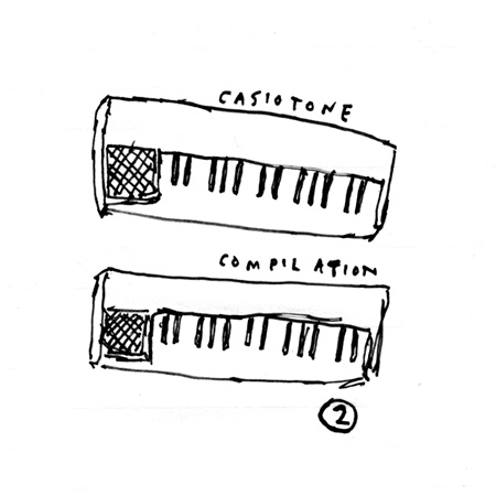 V.A.『Casiotone Compilation 2』ジャケット